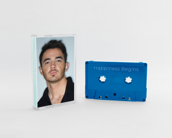 Jonas Brothers: Happiness Begins Cassette - Exclusive Kevin Version
