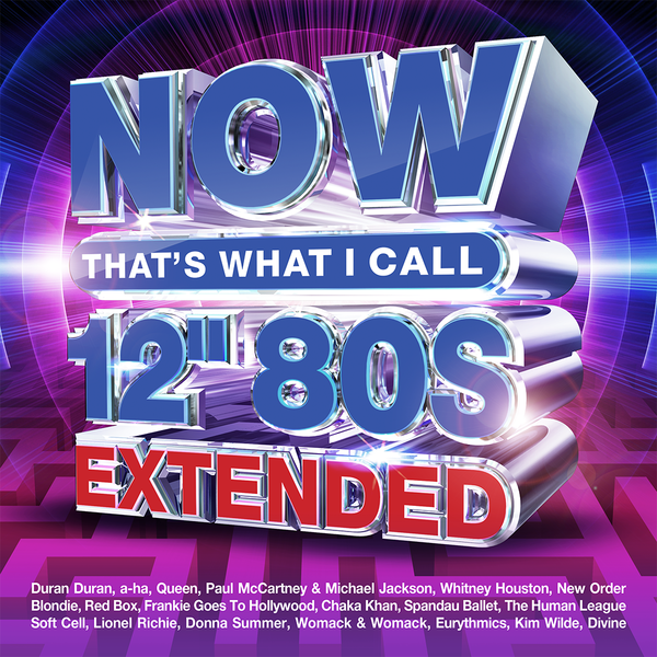 """Various Artists: NOW That's What I Call 12"""" 80s: Extended"""