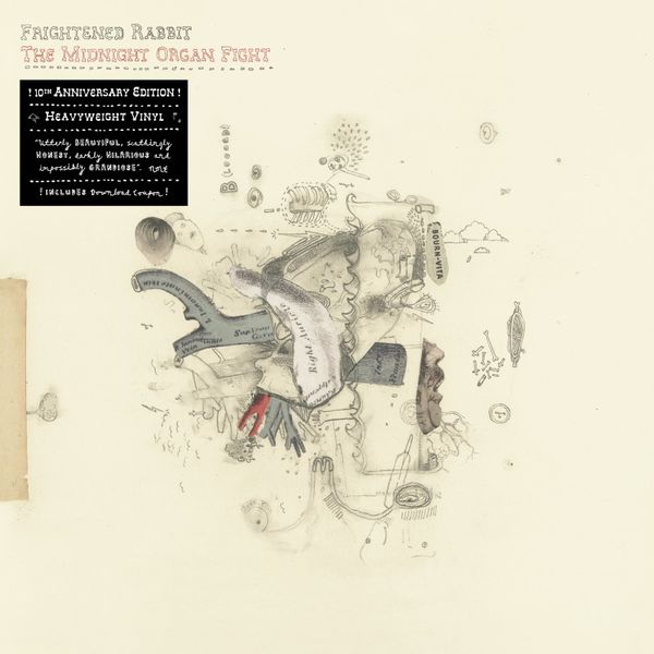Frightened Rabbit: The Midnight Organ Fight: 10th Anniversary Edition