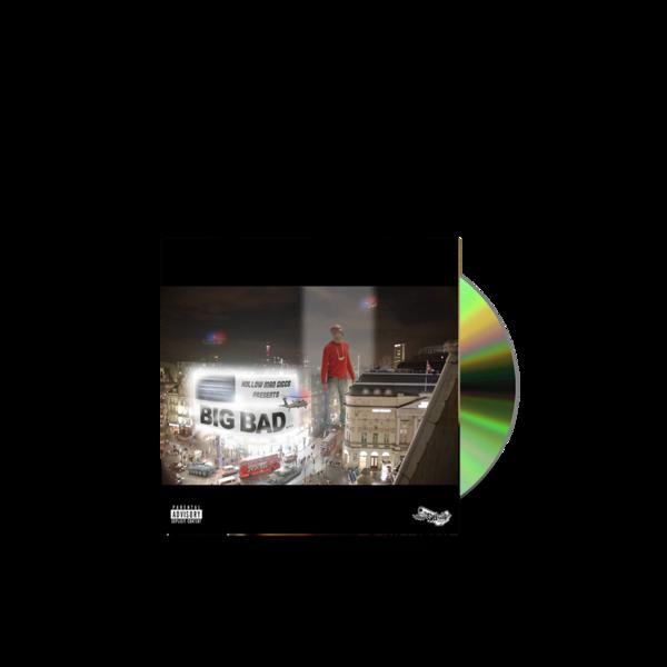 Giggs: BIG BAD... CD