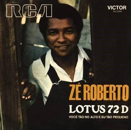 Ze Roberto: Lotus 72 D
