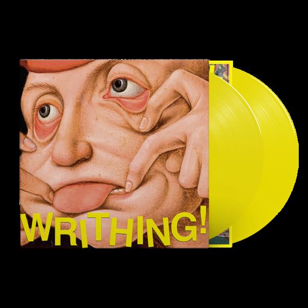 Voka Gentle : WRITHING!: Yellow Vinyl 2LP