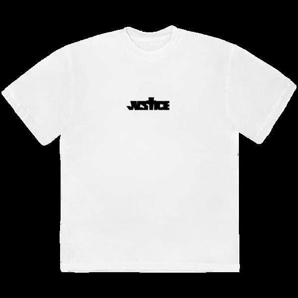 justin bieber: Double Cross T-Shirt
