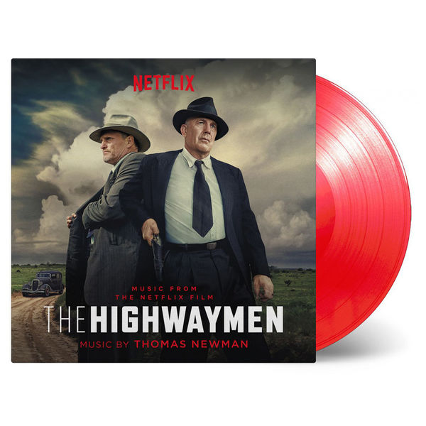 Original Soundtrack: Highwaymen: Limited Edition Red Vinyl