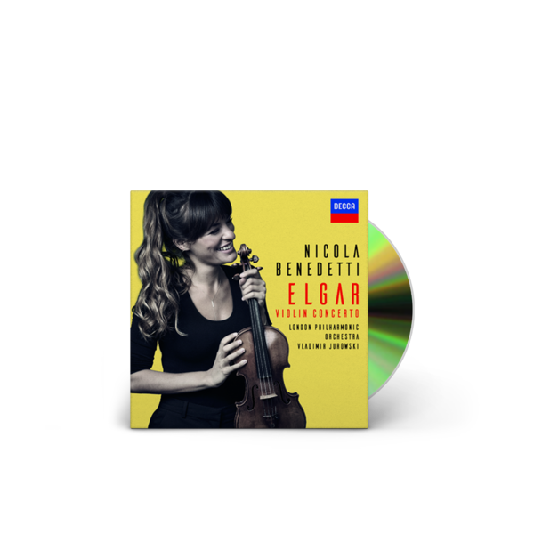 nicola_benedetti : Elgar CD