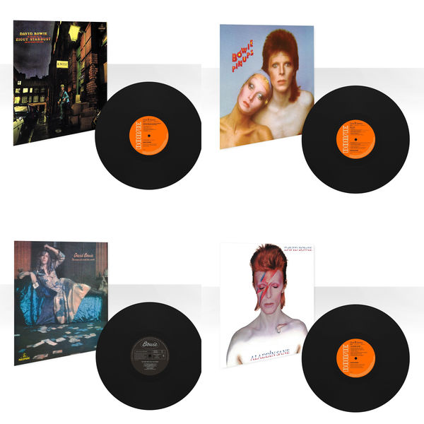 David Bowie: The Sound Of Bowie Limited Edition Album Bundle