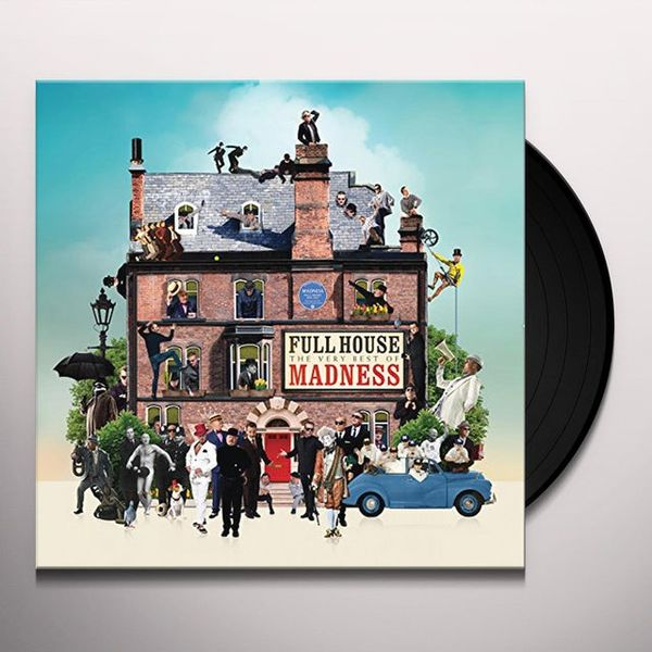 Madness: Full House: 180g Vinyl Reissue