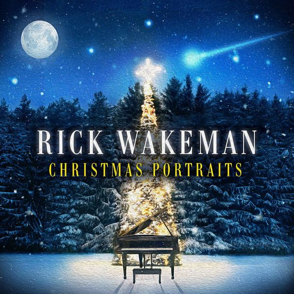 Rick Wakeman: Christmas Portraits