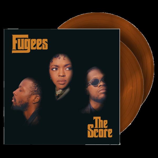 Fugees: The Score: Copper Vinyl