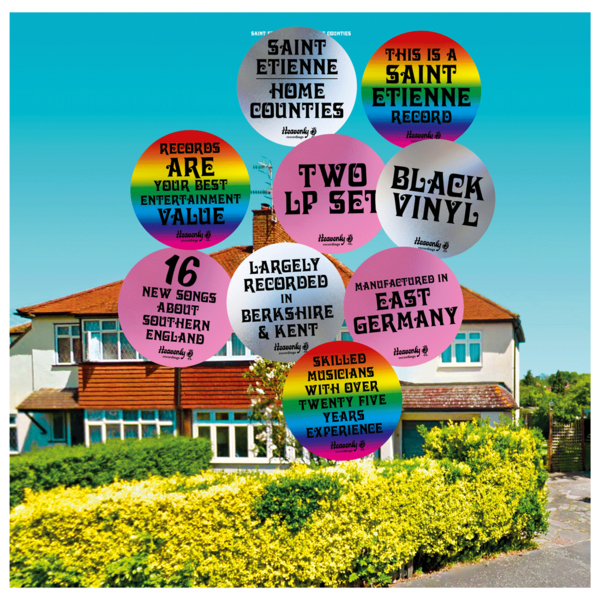 Saint Etienne: Home Counties