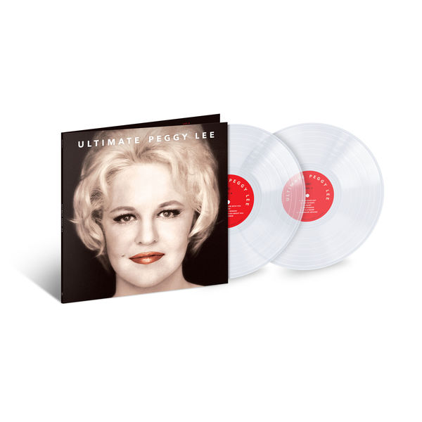 Peggy Lee: Ultimate Peggy Lee: Exclusive Clear Vinyl