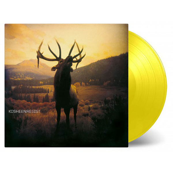 Kosheen: Resist: Limited Edition Yellow Vinyl