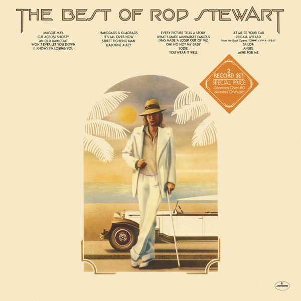 Rod Stewart: The Best Of Rod Stewart