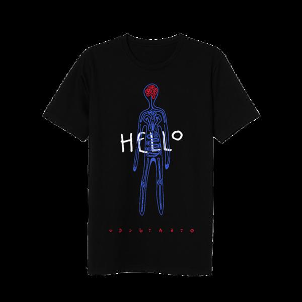 Aurora: HELLO T-shirt