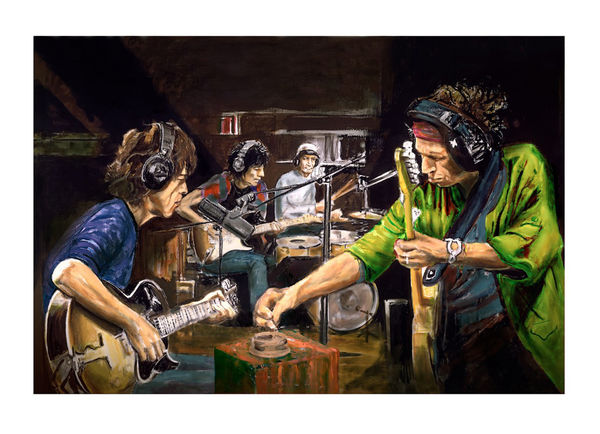 Ronnie Wood: Conversation - Collectors Series