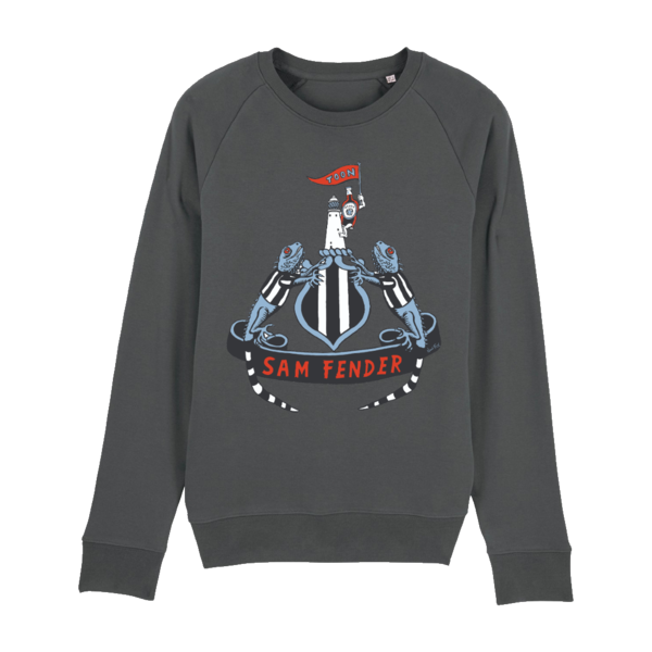 Sam Fender: Iguana Sweater