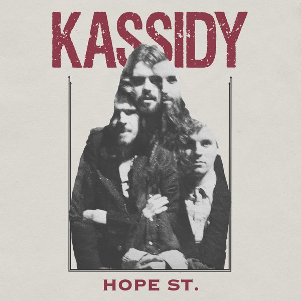 Kassidy: Hope Street 12″ LP