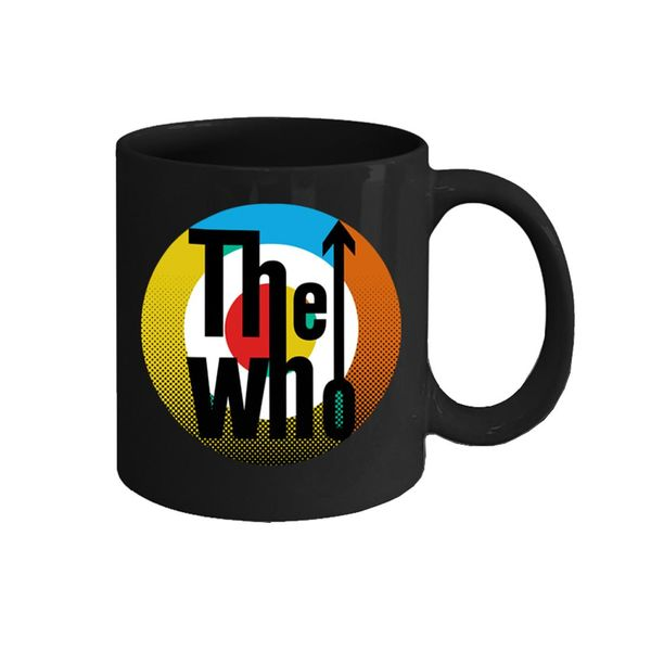 The Who: MULTI TARGET MUG