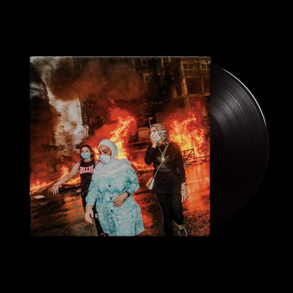 Jerusalem In My Heart: Qalaq: Black Vinyl LP