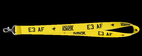 Dizzee Rascal: E3 AF Lanyard