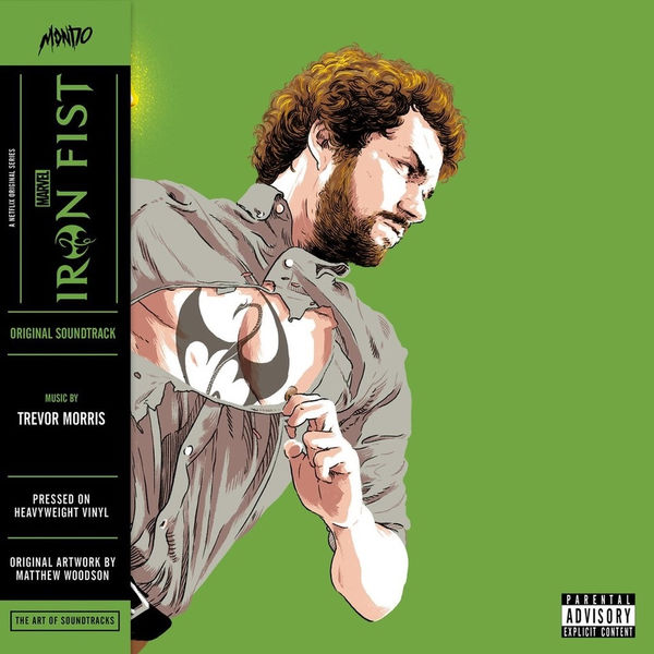 Music by Trevor Morris: Marvel's Iron Fist: Original Soundtrack LP
