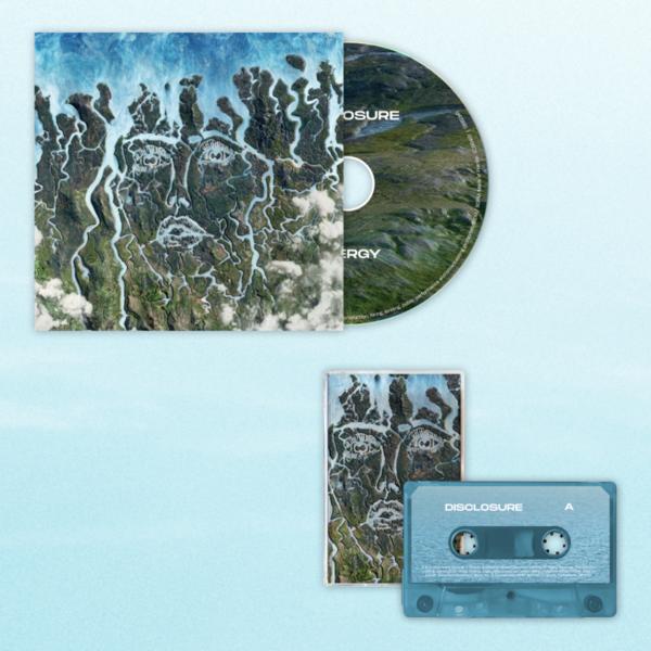 Disclosure: CD + Cassette