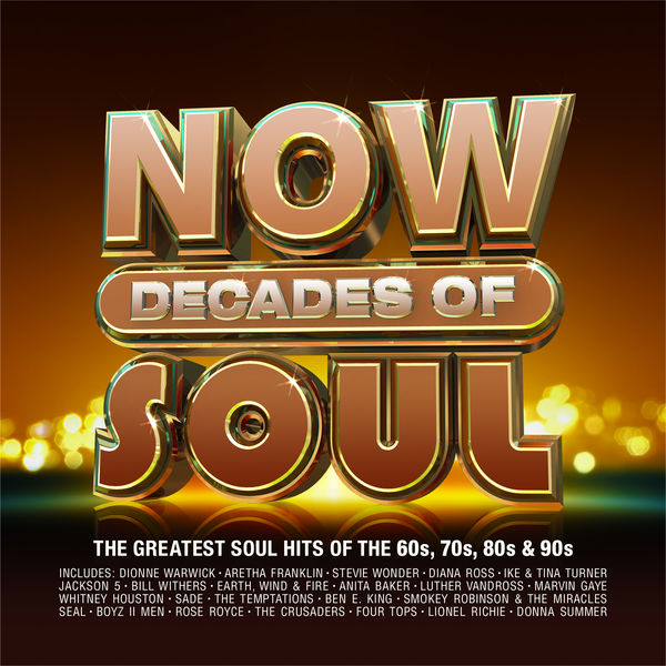 Various Artists: NOW Decades Of Soul (4CD)