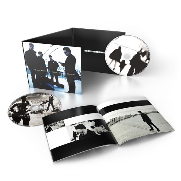 U2: All That You Can't Leave Behind Deluxe 2CD