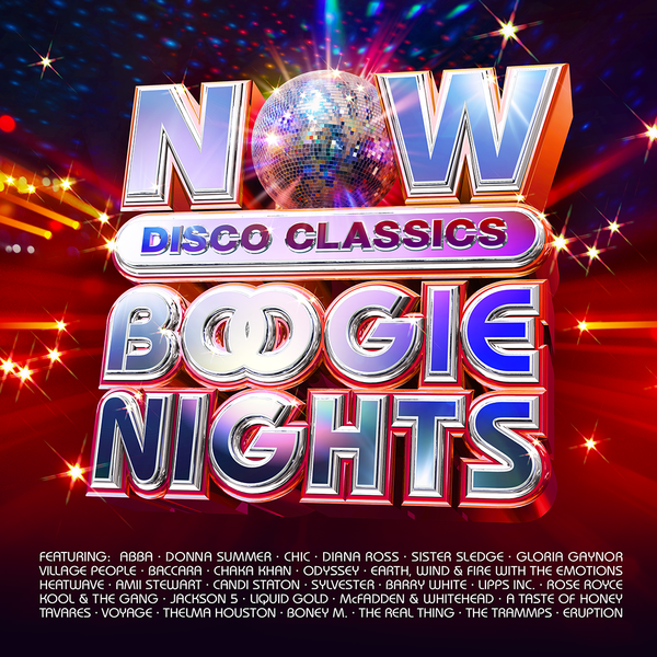 Various Artists: NOW Boogie Nights – Disco Classics