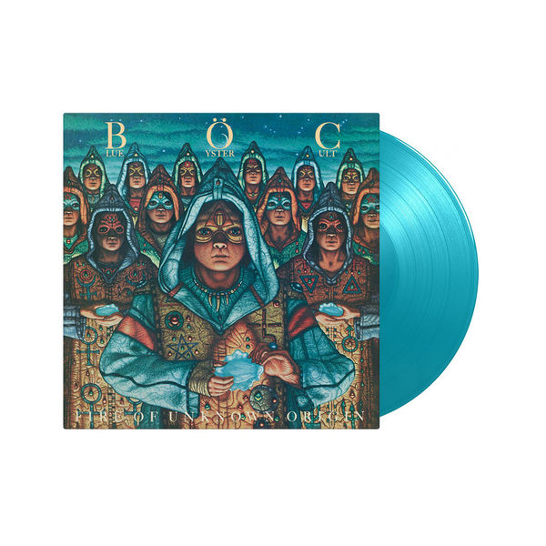 Blue Öyster Cult: Fire of Unknown Origin: Limited Edition Turquoise Vinyl