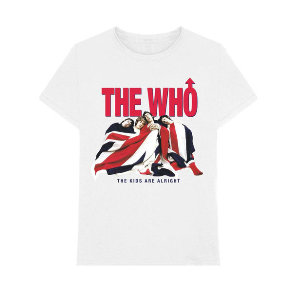 The Who: The Kids Are Alright Tee