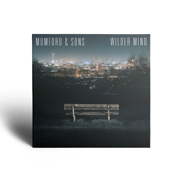 Mumford & Sons : Wilder Mind <br>(Standard CD)