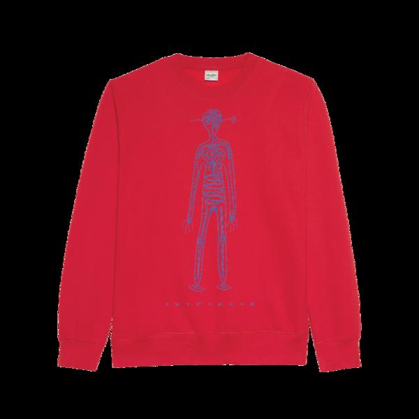 Aurora: Step 2 Red Sweatshirt - S
