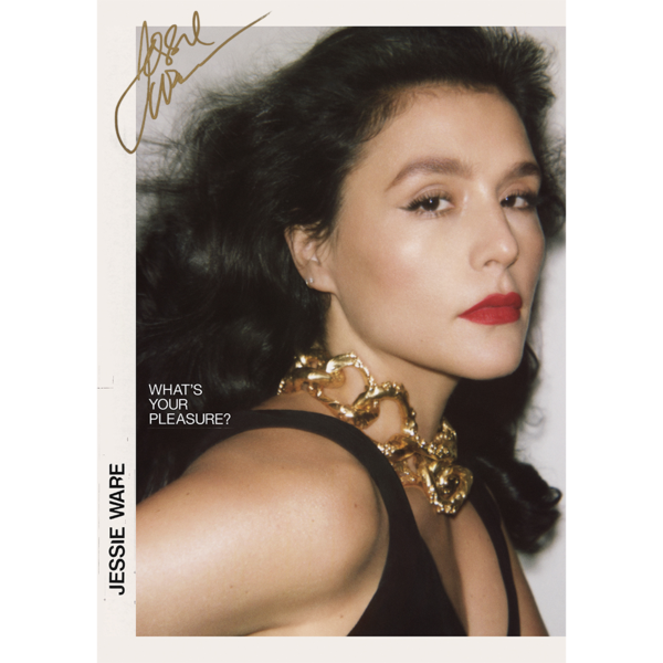 Jessie Ware: Limited Edition Hand Numbered Signed Album Art Print (A3)