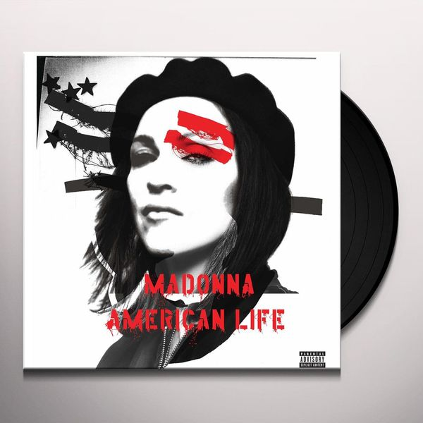 Madonna: American Life: 180g Double Vinyl