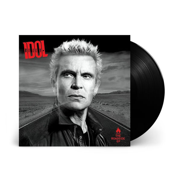 Billy Idol: The Roadside: Vinyl EP
