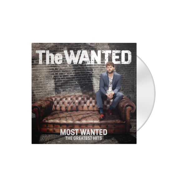 The Wanted: Most Wanted: Jay CD