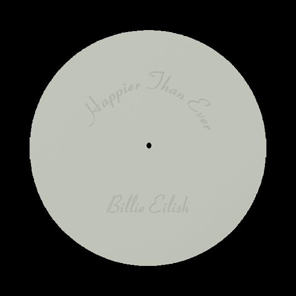 Billie Eilish: Happier Than Ever Slip Mat
