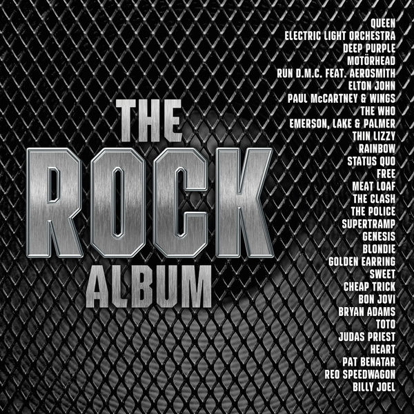 Various Artists: THE ROCK ALBUM