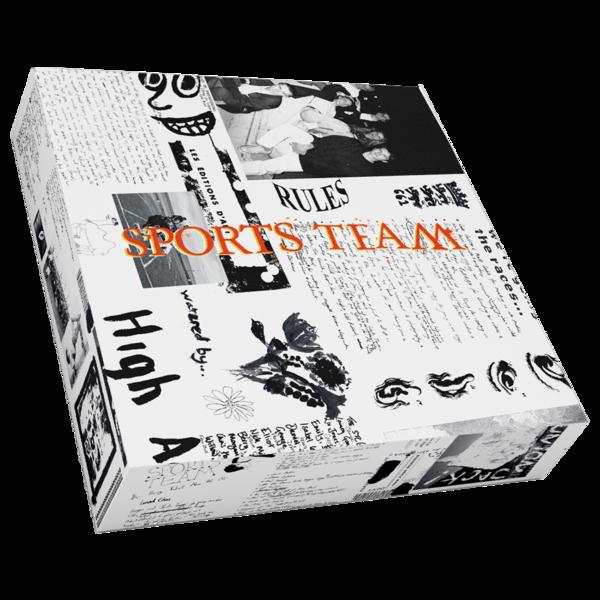 Sports Team: Deep Down Happy: Collectors LP Box