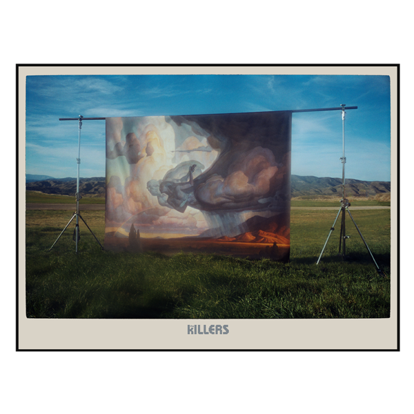 The Killers: ITM Lithograph