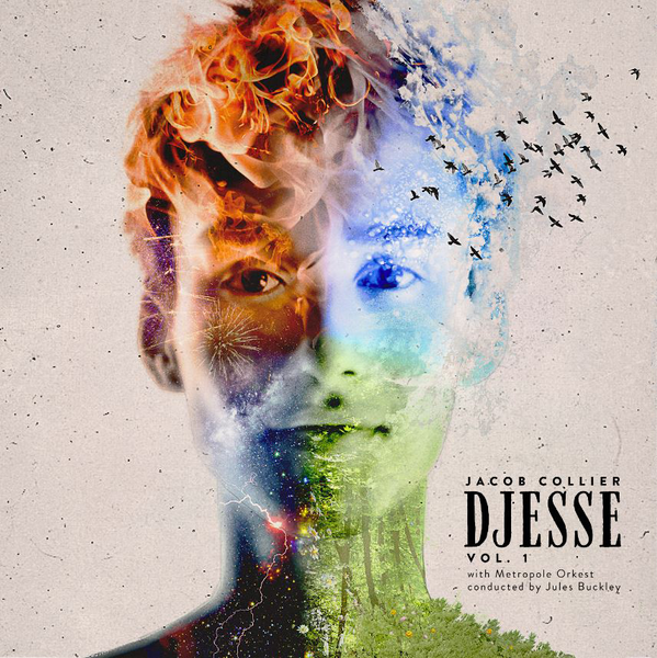 Jacob Collier: Djesse Vol.1 EXCLUSIVE SIGNED PRINT
