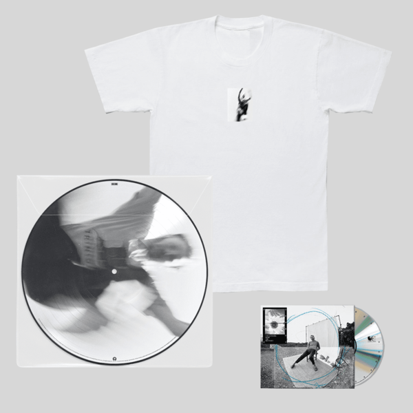 Ben Howard: COLLECTIONS FROM THE WHITEOUT: PICTURE DISC VINYL + CD & JUMP TEE (WHITE)