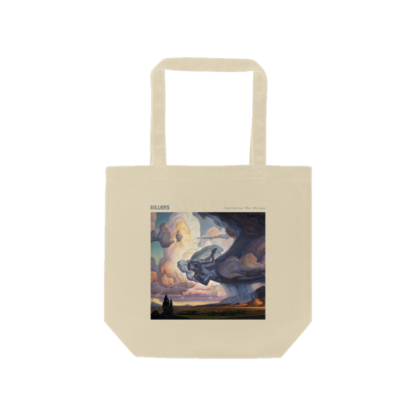 The Killers: ITM Album Art Tote Bag (Natural)