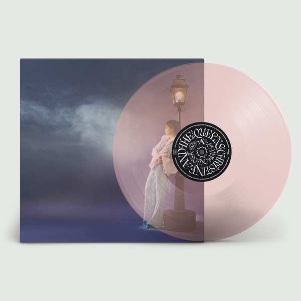 Christine and the Queens: La vita nuova: Limited Edition Crystal Clear Pink Vinyl