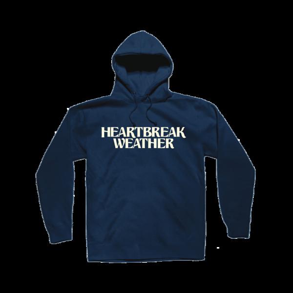 Niall Horan: Heartbreak Weather Navy Pullover Hoodie