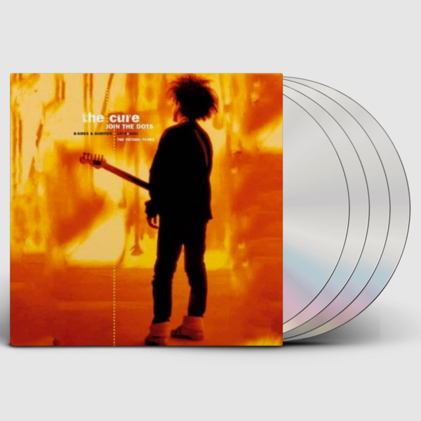 The Cure: Join The Dots: B Sides And Rarities