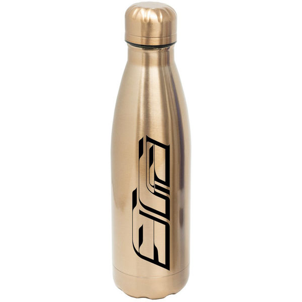 Rina Sawayama: Gold re-usable Water Bottle