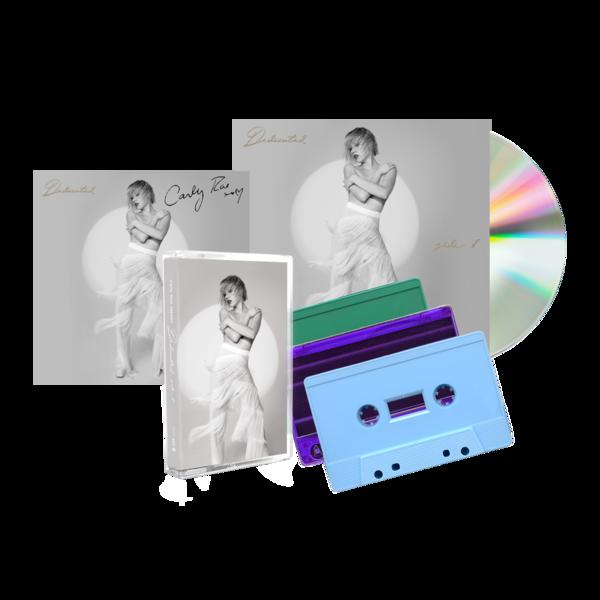 Carly Rae Jepsen.: Side B UK Cassettes + CD + Signed Art Card