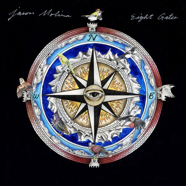 Jason Molina: Eight Gates: 180gm Black Vinyl